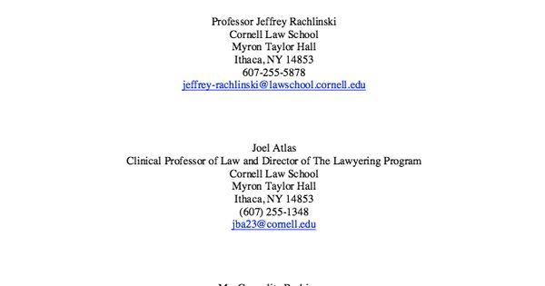 llmoverview law cornell edu Cornell Law School Careers