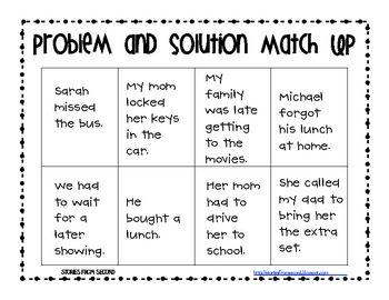 Lovely problem solution worksheets Useful