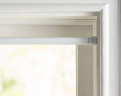 Basics Wayfair Basics Oval Spring Curtain Tension Rod Cafe