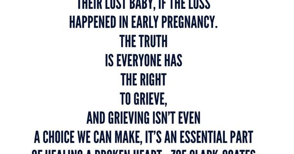 Unplanned pregnancy and grieving preocess