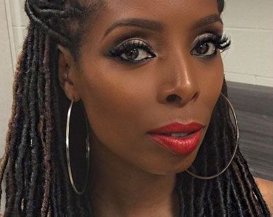 For Better Or Worses Tasha Smith Rocking Her Faux Foe