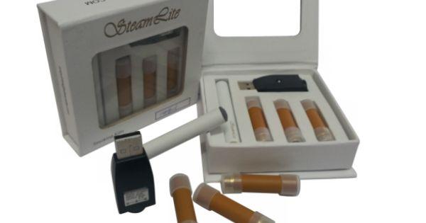 Buy e-cigarette start kit from Steam Lite @ Just £9.99 | E Cigarette ...
