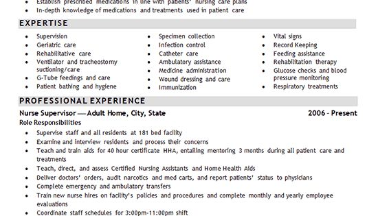 Resume Examples, Campaign And Lpn Nursing
