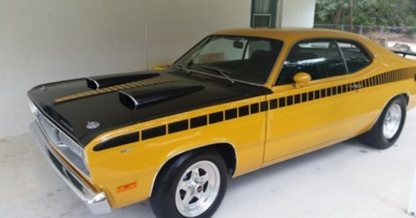 1971 Plymouth Duster For Sale In Lake Wales Fl Price 24250 Plymouth Duster Plymouth Muscle Cars Mopar Muscle Cars