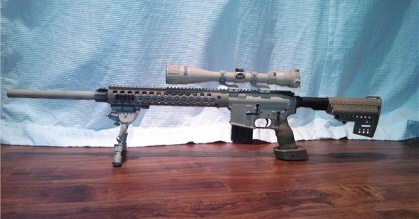 AR15 ar 15 sniper rifle sass dpms bushmaster | GUNS ...