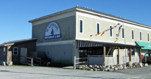 Blue Mainsail Mainsail Restaurant Surf City Nc Topsail Island North Carolina Travel