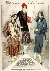 Coco Chanel Designs 1920s Fashion Art Deco Fashion Vintage Fashion