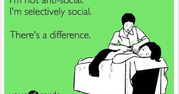 Anti Social ecard