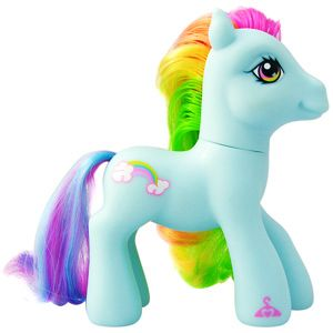 My Little Pony Rainbow Dash Iv My Little Pony Figures Pony