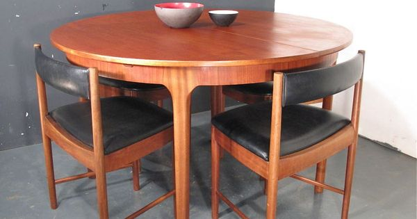 MCINTOSH TEAK DINING TABLE AND CHAIRS DANISH Retro 60s  : 94d483c43394f40314797c3b1861b2a0 from www.pinterest.com size 600 x 315 jpeg 27kB