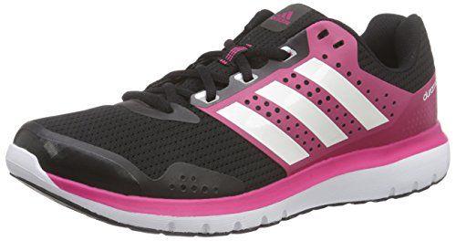 adidas Womens Duramo 7 W BLACKPURPLEWHITE 7 US -- Check out ...