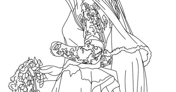 Princess Kate Coloring Pages : Royal princess coloring pages kate and