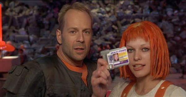 Fifth Element The Fifth Element Movie Fifth Element Iconic Movies