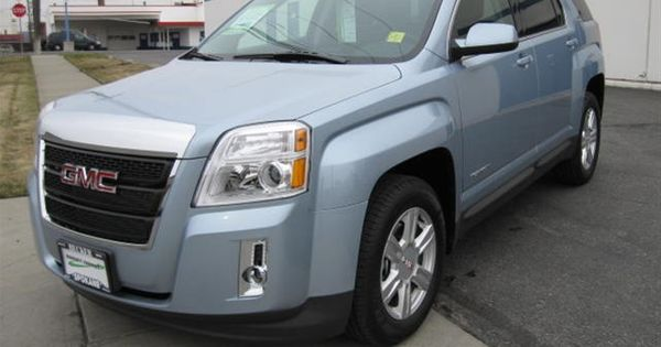 Our 2014 Gmc Terrain With Available Forward Collision Technology