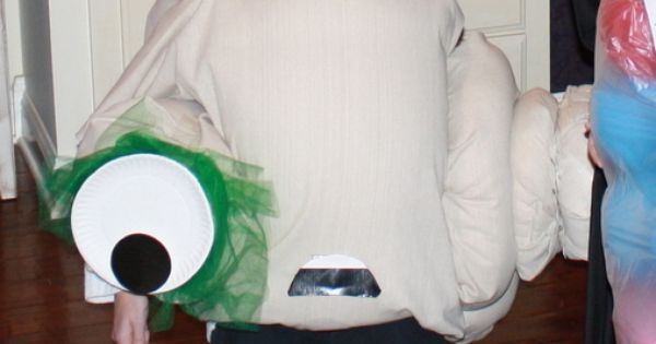 Marcel the Shell Costume - Halloween Costume Contest via @Costume Works
