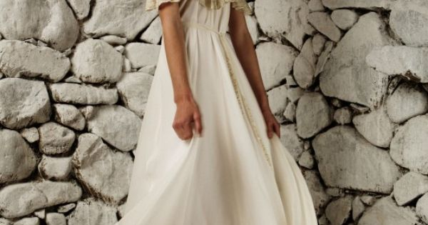 beautiful boho wedding dress paloma by bo and luca glam