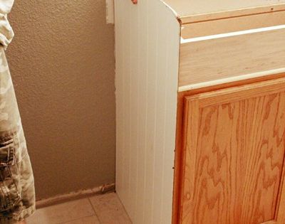 Bathroom with vanity - How To Add Height To A Short Bathroom Vanity 25 Home