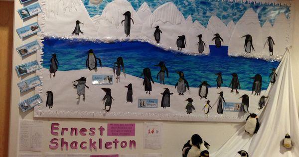 Antarctica Arctic Year 2 Ks1 Display For The Little Ones