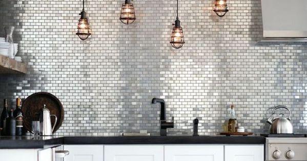 Moza?eken, Moderne keukens and Ontwerp on Pinterest
