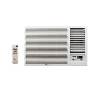 Gree 17100 Btu Ductless Ceiling Cassette Mini Split Air Conditioner With Heat Inverter And Remote 230volt Uma18hp230v1acs The Home Depot In 2020 Window Air Conditioner Air Conditioner Room Air Conditioner