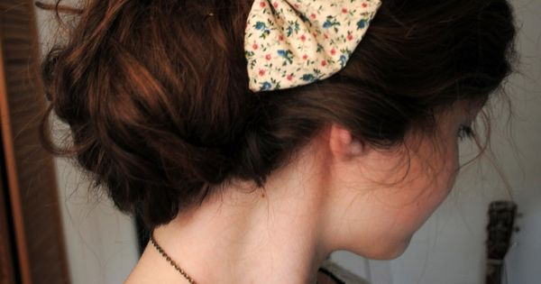 HAs some other cute ideas too! Carrots 'n Spice blog, DIY bows
