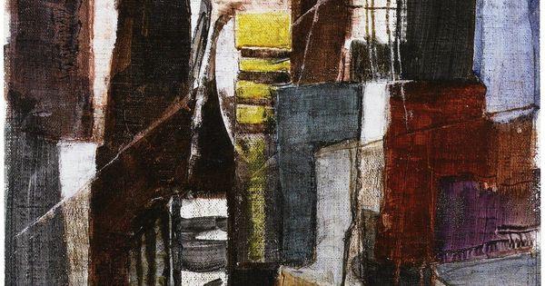 Afro basaldella senza titolo 1951 oli su tela for Casa moderna zurigo