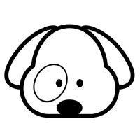 Pet Coloring Pages Surfnetkids Emoji Coloring Pages Dog Emoji Dog Face