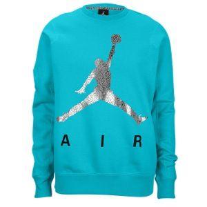 selección asombrosa Precio 50% paquete de moda y atractivo Jordan Jumpman Air Fleece Crew eastbay.com $49.99 | Athletic ...