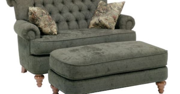 Other Home Furnitures Bangalore Furniture Manufacturers: Flexsteel Furniture: Accent Chairs: South HamptonSettee