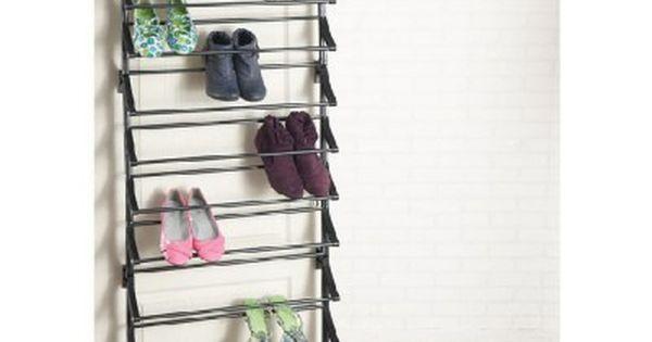 Range Chaussures De Porte Armoire Meuble Chaussures Dressing Buanderie Entretien Rangement Gifi Armario Moveis