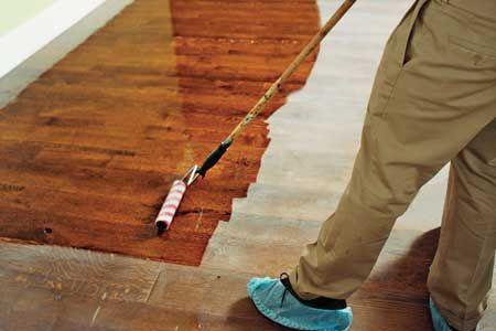 How To Refinish Wood Floors Refinish Wood Floors