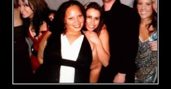 that horrifying moment when your friends fat arm makes you look naked