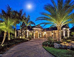Florida Landscape Design For Luxury In The Sunshine State Florida Landscaping Landscape Lighting Design Landscape Design