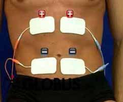 Pin De Doraida Sánchez En Electro Therapy Electrodo Abdominales Electroestimulacion Muscular