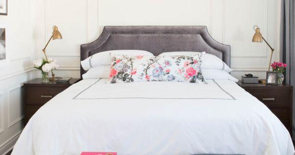 Au Lit Fine Linens Aulitathome Step Inside Vanessa Francis 39 Beautiful Bedroom Feminine
