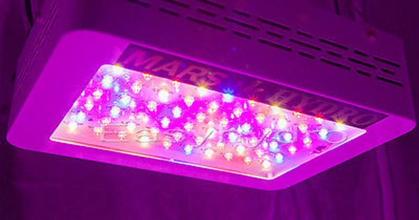 Details About Mars Eco 300w Led Grow Light For Hydroponic 27 Grow Tent Seed Veg Flower Plant