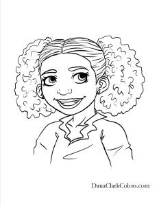 Free Coloring Page Freecoloringpage Diversecoloringpage Africanamericancoloringpage Blackhistorymont Coloring Books Coloring Pages Coloring Pages For Girls