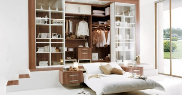 Estrade pour dressing chambre chambre bedroom for Idee rangement chaussures petit espace