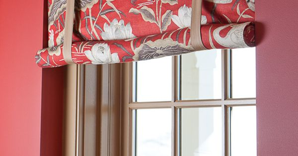Roll Up London Shade With Contrast Bandings Heather