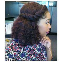 2017 Natural Hair Ideas For Black Women Black Natural Hairstyles