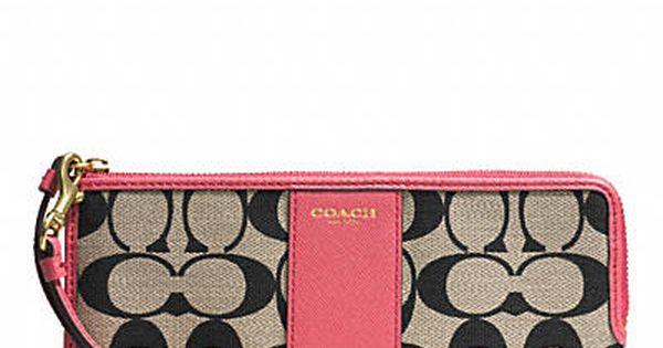 coach wristlet outlet store online nzw5  Coach Wallets  Shop Coach wristlets and wallets for women at Coachcom