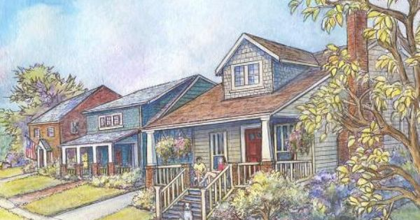 Craftsman style homes have definite distinquishing - Craftsman style house characteristics ...