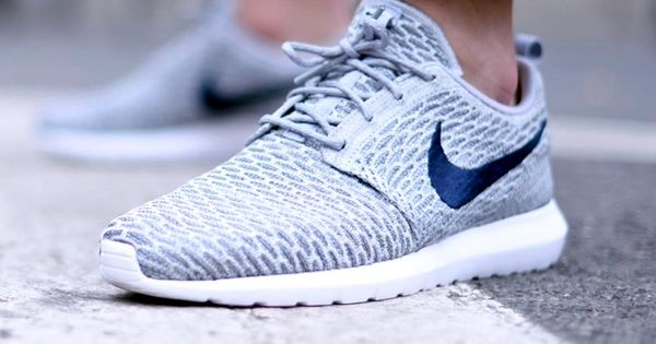 Nike Roshe Flyknit Segeltuch