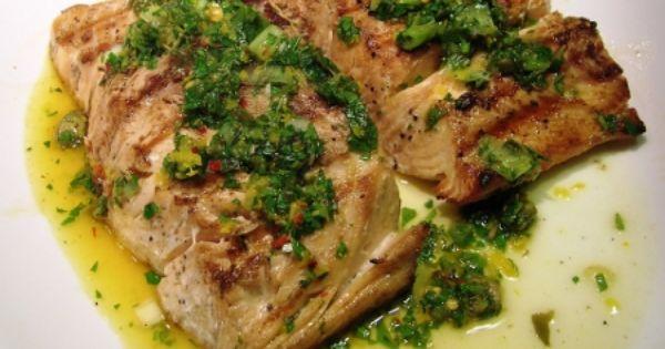 Salsa verde para pescado | 0 DIPS - UNTABLES - SALSAS | Pinterest ...