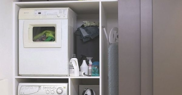 installer lave linge dans la salle de bains buanderie coins cellier et salle de bains. Black Bedroom Furniture Sets. Home Design Ideas