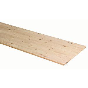 25 110159 Wickes General Purpose Timberboard 28 X 600 X 2050mm Wickes Wood Laminate Wood Patterns