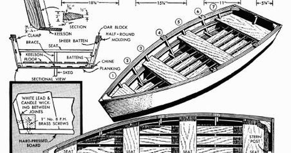 Small Wooden Boat Plans Free garden sheds | canoe | Pinterest | Wooden boat plans, Boat plans ...