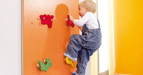 Mur d 39 escalade cr che b b youpi activite enfant - Mur escalade enfant ...