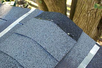 How To Shingle A Roof Ridge Cap Shingles Top Row Layout Details Preventing Moss And Fungus On Roof In 2020 Ridge Cap Shingling Roofing