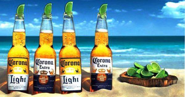 Corona Print Ad Beer Blog Beach Beer Beer Corona